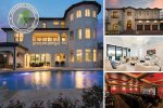 The Palace | 11,700 sq. ft., 13 Bed Ultimate Luxury Villa with Custom Pool, Private Gym, Theater Room, Games Room & Sports Hall
