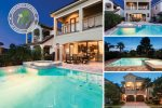 Fairway Family Getaway | Stunning 6 Bed Home with Golf & Sunset Views
