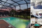 Oasis Holiday | 6 Bed Luxury Pool Home with Themed Kids Room and Fun Games Area