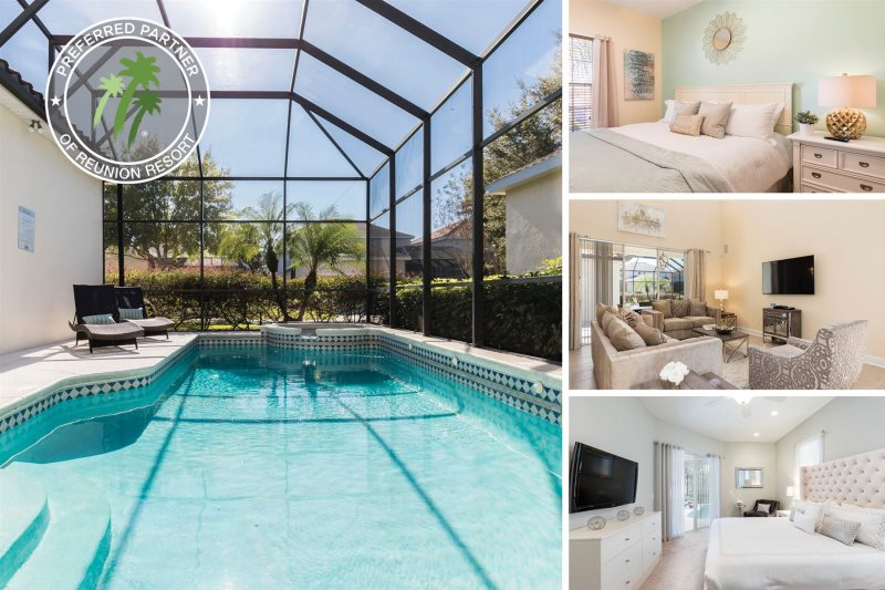 homestead getaway luxury 5 bed southwest facing villa featuring games room kids bedrooms private pool and spillover spa
