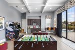 This game room is perfect for all ages