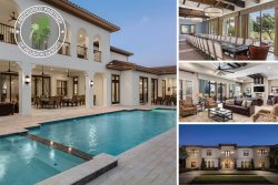 Reunion Retreat | 14,500 Sq. Ft., 14 Beds, 14 Bath, Catering Kitchen, Movie Theater, Game Room, Conference Room, Large Pool & Spa & Golf Course View