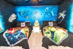 Bring the movies to you in your private theater room