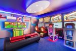 Have fun throughout the day in the air conditioned games room