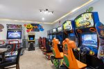 Race against each other with these racing arcades