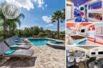Luxury 5 bed with plenty of amenities designed for your vacation