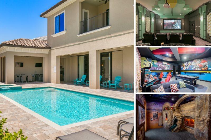 Reunion Resort Home Rental | Signature Bliss | 9BR