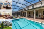 Champions Escape | 8 Bed Villa with Private Pool and Spillover Spa, Game Room, Kids' Rooms