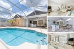 Sparkling Oasis | 4 Bed with Private Pool, Summer Kitchen and Large BBQ