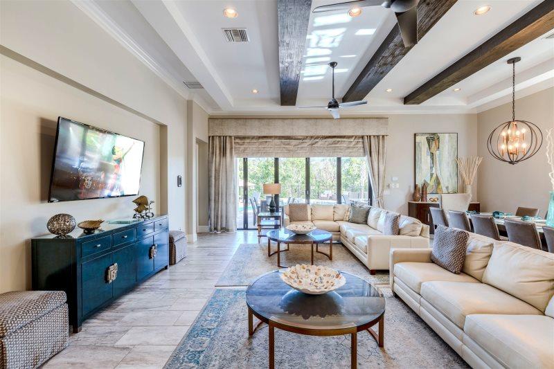 Reunion Resort Home Rental 9 Br 9 Baths 580