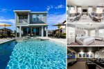 Luxury Living | 5 Bed Villa with Theater Room, Kids Bedroom, Private Pool and Spillover Spa