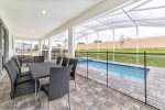 Screened Pool Home