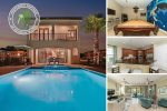 Splendid Haven | Sunny West Facing Extended Pool Deck, Games Room with Arcades & Pool Table