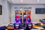 Shoot some hoops with the basketball arcade game
