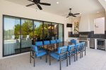 Enjoy the Florida sun in the 6 sun loungers