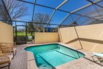Enjoy the Florida sunshine at your own private pool