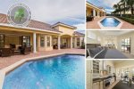 Grand Jewel   Luxurious 4 Bedroom Pool Home with a Great Location in Reunion Resort