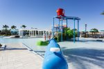 Splash pad at Windsor at Westside resort