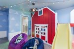 Shrink to the size of a toy in this fun custom bedroom