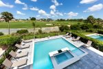 Enjoy the views and the Florida sunshine at your private pool
