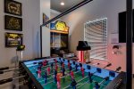 Foosball and Arcade Games