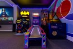 So many amazing arcade games to choose from