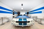 Play pool with this amazing custom 1965 Shelby GT_350 pool table. It is sure to awe.
