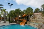 Solterra Resort Pool with a Water Slide and Lazy River