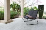 Have a seat and enjoy the warm Florida weather