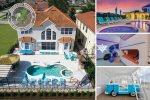 Homestead Vista   Arcade Room, Summer Kitchen & Golf Course Views