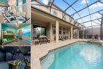 Solara Sanctuary | Private Pool, Walking Distance to Club House, Custom Games Room, Kids Room