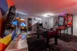 Choose from a ton of different arcade games