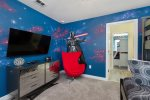 Kids will travel to another world in this galactic bedroom