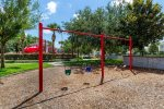 Kids will love this big playground