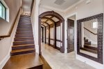 Head upstairs to see the rest of Castle Pines Luxury
