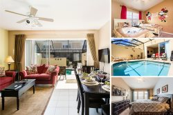 Windsor Wonderland | 3 Bed Townhome with South Facing Pool