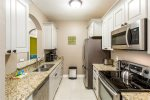 This well equipped kitchen has everything that could need to rustle up a quick snack or prepare that special family meal