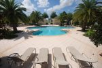 Relax and enjoy at the Homestead pool just 500 feet away