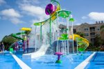 The whole family will love the water park and splash pad