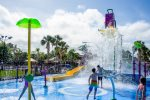 Play all day at the water park
