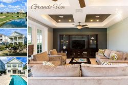 Grande View | 6 Bed Home With 2 Bed Detached Annex Included