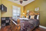 Quaint second master bedroom