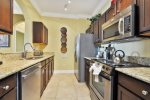 Prepare your favorite meal in this gourmet kitchen