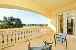 Enjoy breath taking views from this jack-n-jill shared balcony between the bedrooms