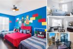 Magical Moments | Top Floor Oversized Condo with Customized Kids Bedroom
