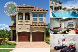 Showcase Villa | Luxury Pool Villa Featuring Kids Bedrooms, Summer Kitchen & Games Room