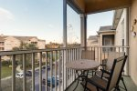 Enjoy breathtaking sunsets from the relaxing screened patio