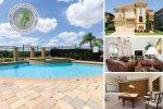 Sunny Luxury Legends Villa - 5 Br/5.5 BA, Pool/Spa, Cinema/Game Room