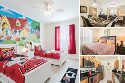 Windsor Condo | Top Floor Condo, Located in Bldg 6 with New Flooring, & Fun Kids Bedroom