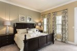Second master suite beautifully decorated
